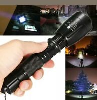 + Lumify X9 Military Grade Tactical Flashlight 2000 Lumens Torch LED  45:15