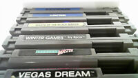 Nintendo Nes Games Authentic Clean Pins Tested Working