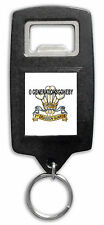 3RD DRAGOON GUARDS BOTTLE OPENER KEY RING