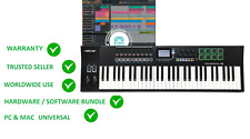 Nektar Panorama T4 49-Key Performance MIDI Controller Keyboard