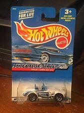 2000 Hot Wheels Speed Blaster Series Shelby Cobra 427 S/C #40