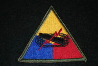 b5208 WW2 US Army 84th Infantry  Division patch for WW1 Vets in WW2 Lincoln