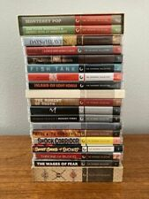 The Criterion Collection Blu-Rays Lot Pick Choose from 20+ Some New Out of Print