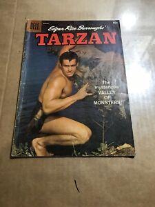 Tarzan #107  1958