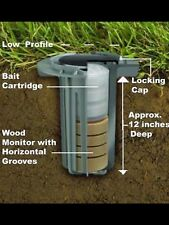 6  Advance Termite Control Bait & Monitoring Stations