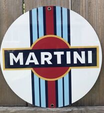 Martini Racing Porsche Ford Gt Man Cave Reproduction Garage Sign