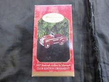 Vintage 1997 Hallmark Ornament Murray Steelcraft Airflow New In Box Kiddie Car