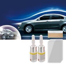 2PCAutomotive Glass Nano Repair Fluid Car Window Glass Tool Chip Crack H4L7