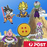 Dragon Ball Z Embroidered Patches for Embroidery Cloth Patch Badge Iron Sew On