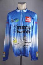 Wildoner Radmarathon Radjacke Gr. 5 XXL BW 60cm jersey Fahrrad Trikot blau KE4