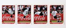 Panini WM 2010 - Set 4 Sondersticker Klose Salto Coca Cola