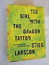 The Girl With the Dragon Tattoo by Stieg Larsson (2008) 1st Edition
