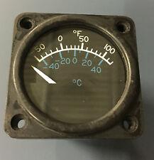 Cessna OAT Indicator   P/N C668526-0101