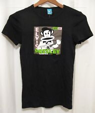 180447 Women's XS S M PAUL FRANK for ELVIS PRESLEY Album Cover Tee T Shirt NWT