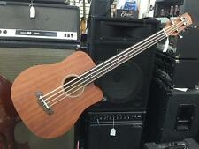 Gold Tone M-Bass25FL 25-Inch Scale Fretless Acoustic-Electric MicroBass with Bag