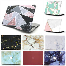 """Marble Ultra Slim Hard Case Cover Shell  for 2018 MacBook AIR 13"""" A1932 Touch ID"""