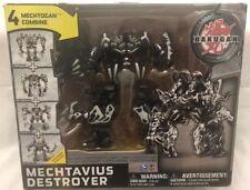 Bakugan Mechtanium Surge Exclusive 4 in 1 Mechtogan Destroyer Figure Mechtavius