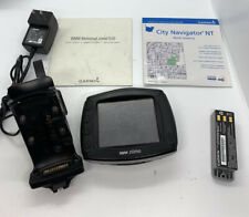 Bmw Motorrad Motorcycle Gps Garmin Zumo 550 OEM Unit With Mount