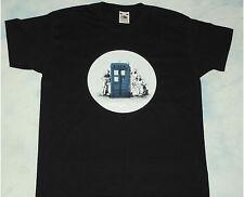 Dr Who - Cybermen We're Waiting Tshirt