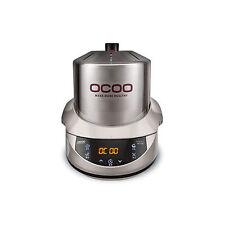 Smart OCOO Metal Silver OC-S1120S Slow Electric Cooker, Ginseng Maker 220V60Hz