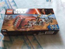 Lego Star Wars - Rey's Speeder (#75099)