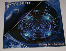 Darkseed Siving Into Darkness Rare CD Advanced Promo 2000 US Out Of Print VG++
