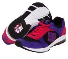 DC Shoes Women's Rush Lite Training Running Shoes Size 6.5 Purple/Black It/228