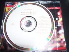 PJ Harvey Stories From The City Stories From The Sea Australian Promo CD PJPRO90