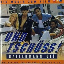 Und Tschüss! (Film, 1998, RTL) Andreas Arnstedt, Bellini, Sash, No Mercy.. [CD]