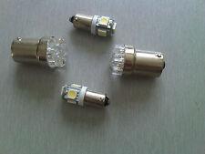 MG Morris Minor MGB Midget Sprite Mini A40 A60 LED Side light Indicator bulb set