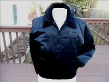 LADIES JACKET/COAT by FILA~sz.LARGE~BLACK~ABOVE EXCEL.COND~FREE PRIORITY SHIP/TR