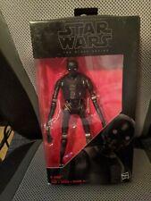 Star Wars  The Black Series -  K-2S0  ,  #24  NIB  (620K)  B9396