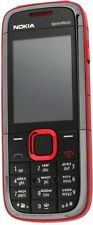 Nokia 5130 Xpressmusic (Red) Body Panel Faceplate, Housing Body Panel