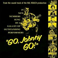 Go, Johnny, Go! (Original Soundtrack) [Used Very Good CD] UK - Import