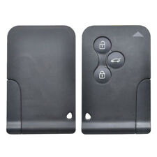 Remote Card Key Shell for Renault Megane Scenic 2 Clio 3 Button key Fob Case