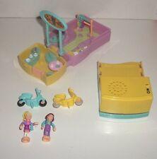 2000 Polly Pocket trendy TRONICS TELEFONO Bluebird Toys (71)