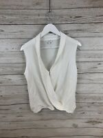 REISS Top - Size Small - White - Great Condition - Women's