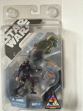 Star Wars 30 Anniversary LUKE SKYWALKER Europe With Coin Action Figure  3.75""