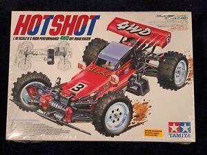 New Sealed Tamiya 1/10 RC Hotshot 4WD Buggy Kit 2007 58391