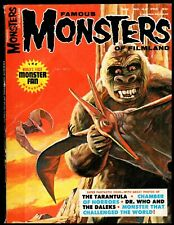 FAMOUS MONSTERS OF FILMLAND #44 G- (DR WHO AND THE DALEKS) WARREN