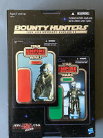 30th BOUNTY HUNTERS STAR WARS ESB Vintage COLLECTION ZUCKUSS 4-LOM JEDI CON 2010