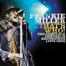 Frankie Miller (Rock) - ...That's Who! The Complete Chrysalis Recordings -   - (