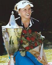 Brooke Henderson Signed 8×10 Photo LPGA Autographed COA & Proof