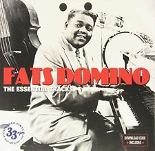 The Essential Tracks by Fats Domino (Vinyl, May-2014, 2 Discs, Vintage Vinyl)