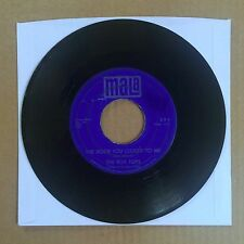 """THE BOX TOPS """"CRY LIKE A BABY/THE DOOR YOU CLOSED TO ME"""" MALA 593 7"""" 45 SINGLE"""