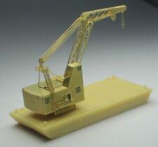 Alliance Model Works 1:700 USN YD-88 25t Floating Crane NW70037*