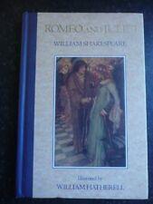 Romeo and Juliet (The illustrated Shakespeare),William Shakespeare, William Hat