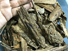 Wild Agarwood Oud Incense Chips Malaysia natural Grade bakhoor 10-30 gram Aloes