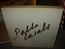 PABLO CASALS self titled ( classical ) 5lp box columbia - booklet -