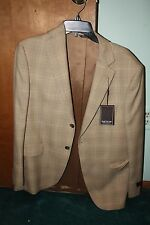 Brand New Mens Jack Victor Sports Jacket $495